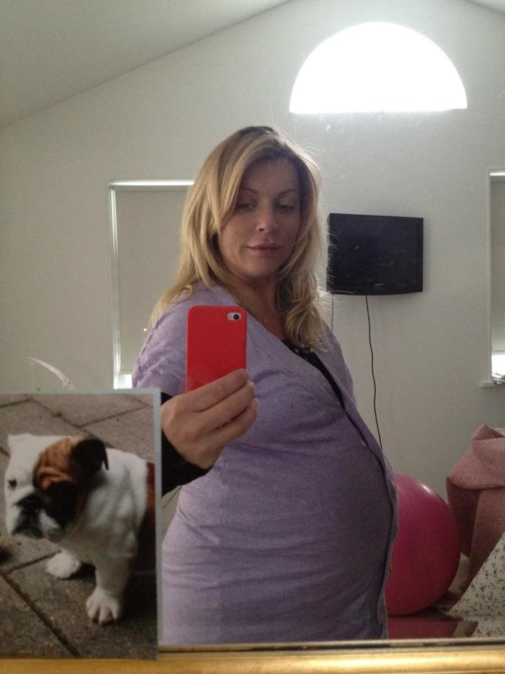 den glemte have menstruation 1 dag gravid